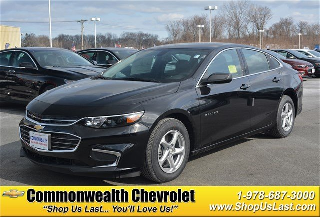 New 2016 Chevrolet Malibu Ls 4dr Car In Lawrence C3336