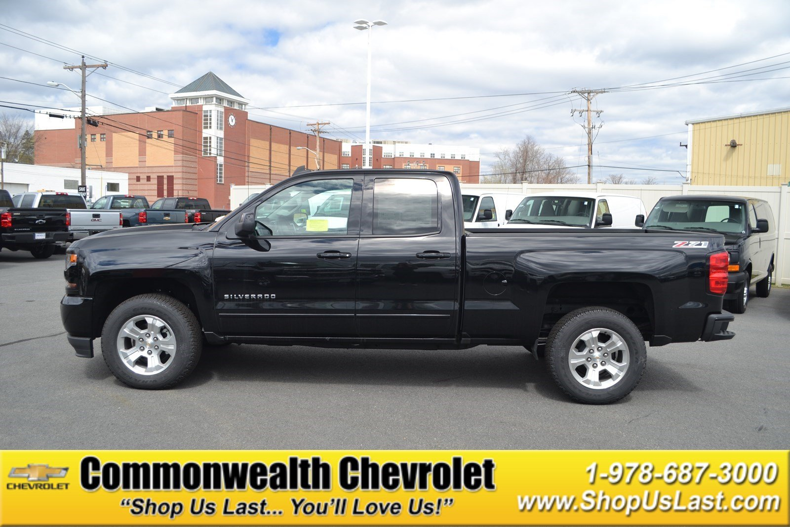 New 2017 Chevrolet Silverado 1500 Lt Extended Cab Pickup Extended Cab Pickup In Lawrence C5613