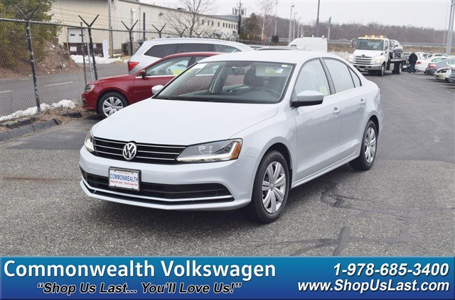 New 2017 Volkswagen Jetta 1 4t S 4dr Car In Lawrence