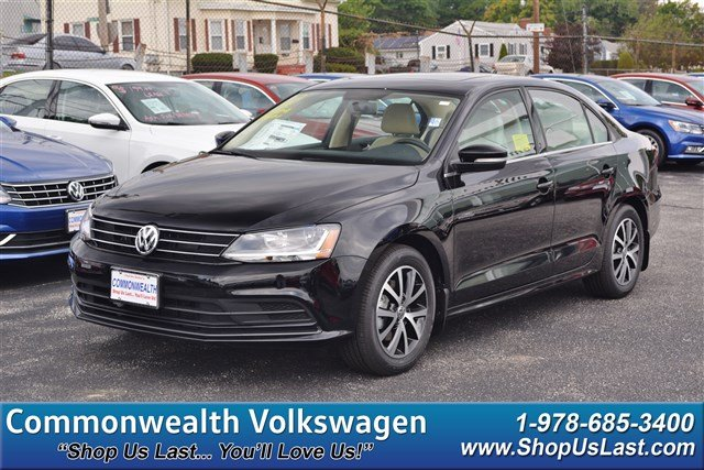 new 2017 volkswagen jetta 1 4t se 4dr car in lawrence. Black Bedroom Furniture Sets. Home Design Ideas