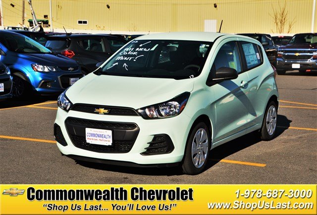 New 2017 Chevrolet Spark Ls Hatchback In Lawrence C5226